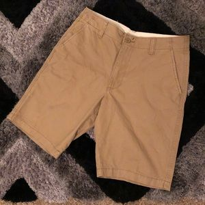 Casual Khaki Shorts
